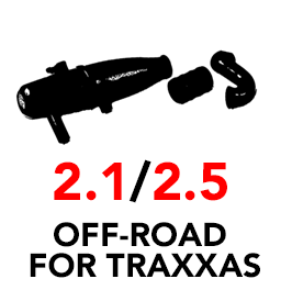 2.5cc Off-Road TRAXXAS