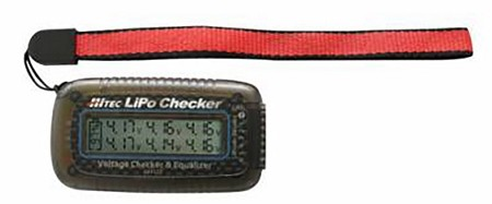 HITEC LiPo Checker